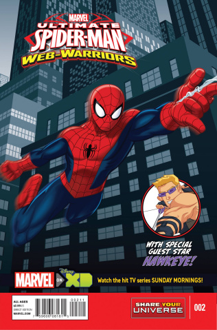 Marvel Universe: Ultimate Spider-Man - Web Warriors #2
