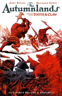 Autumnlands Vol. 1: Tooth & Claw