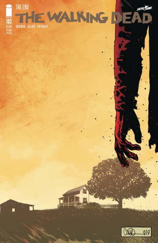 The Walking Dead #193 (2nd Printing)