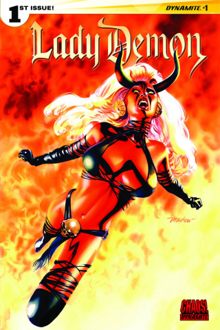 Lady Demon #1 (Subscription Cover)