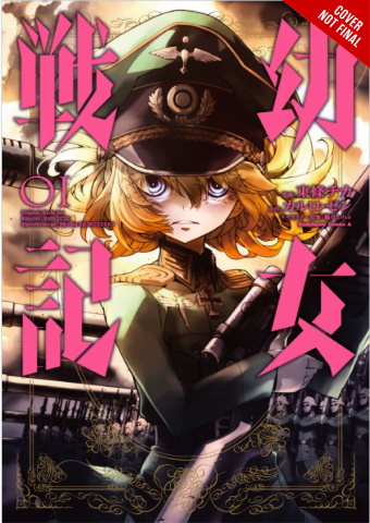 The Saga of Tanya Evil Vol. 1