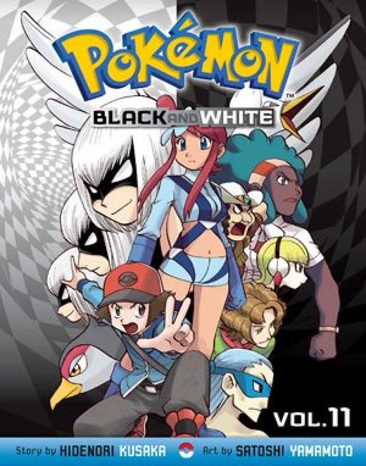 Pokémon: Black & White Vol. 11