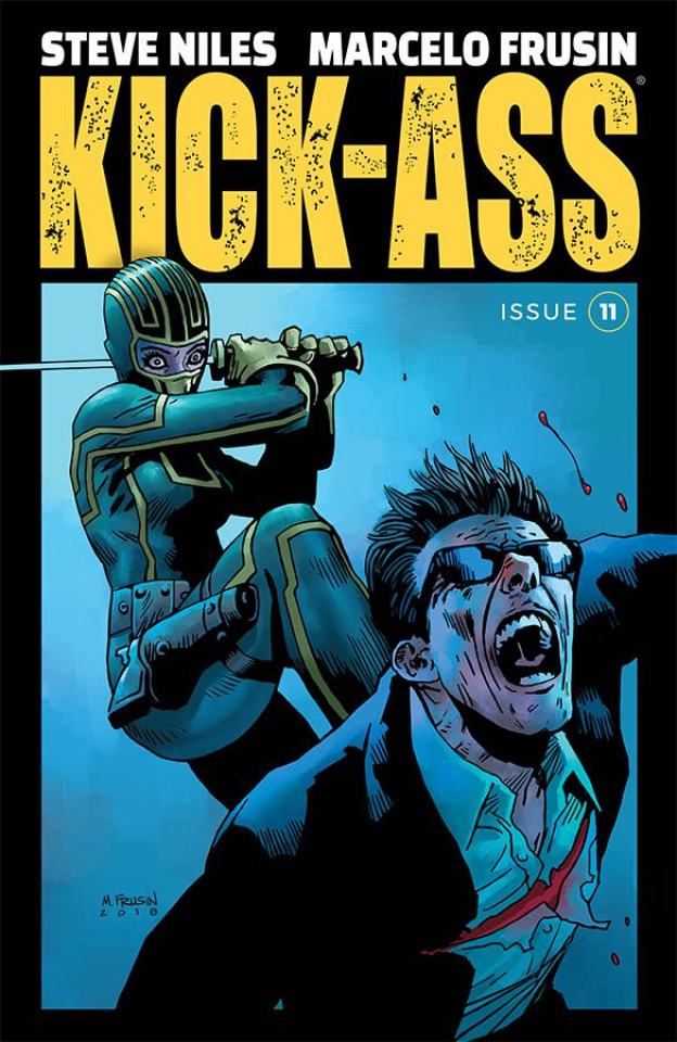 Kick-Ass #11 (Frusin Cover)