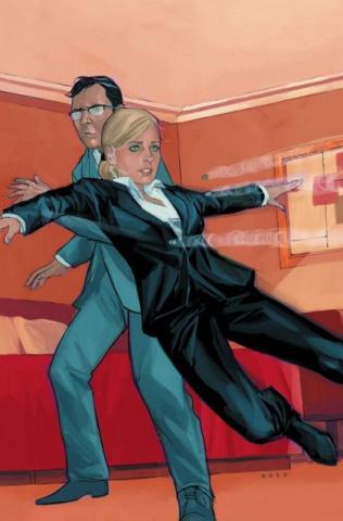 Buffy the Vampire Slayer, Season 9: Freefall #11 (Noto Cover)
