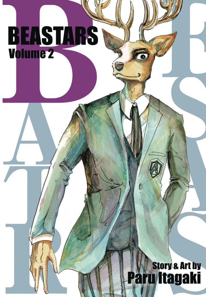 Beastars Vol. 2