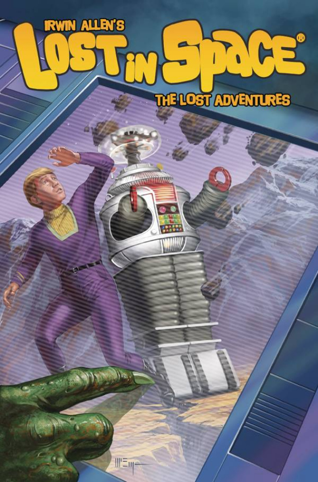 Lost in Space #2 (McEvoy Cover)