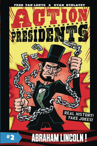 Action Presidents Vol. 2: Abraham Lincoln