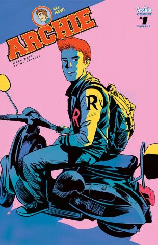 Archie #1 (Francavilla Cover)