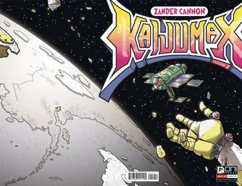 Kaijumax, Season 2 #6