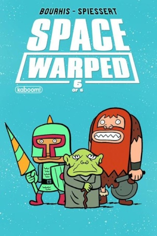 Space Warped #6