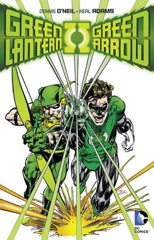 Absolute Green Lantern / Green Arrow