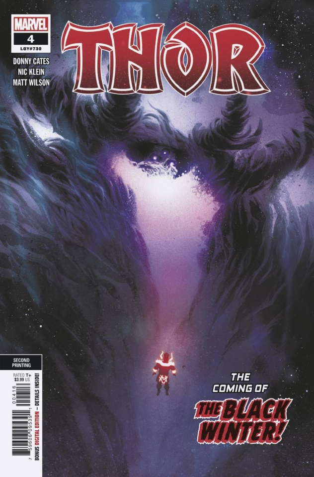 Thor #4 (Klein 2nd Printing)