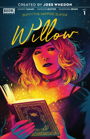 Buffy the Vampire Slayer: Willow #1 (Bartel Cover)