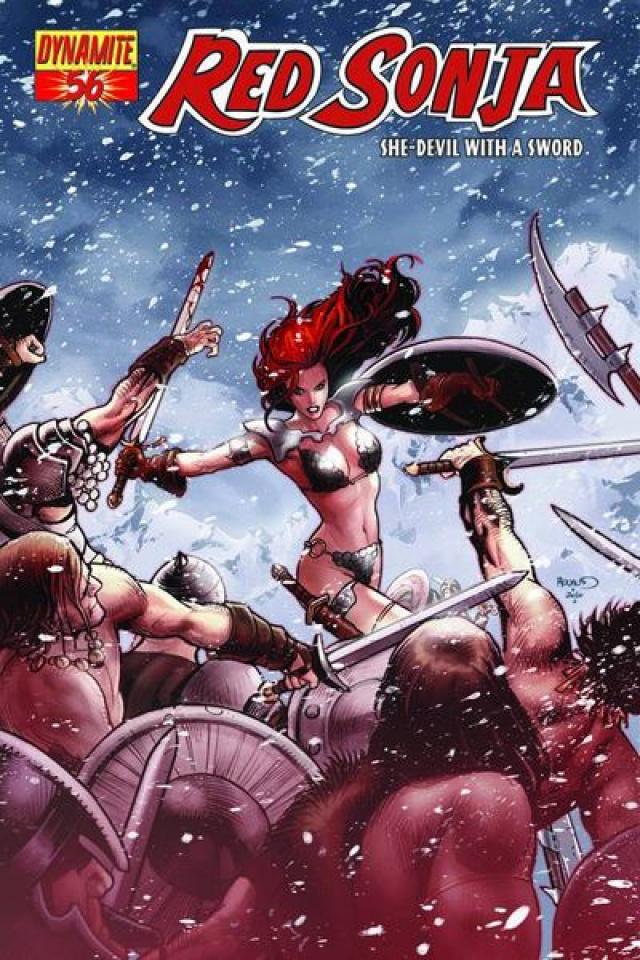 Red Sonja #56