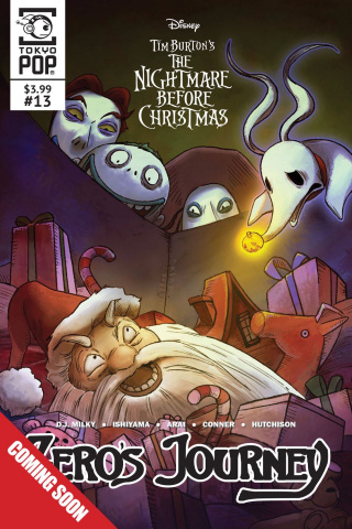 The Nightmare Before Christmas: Zero's Journey #13