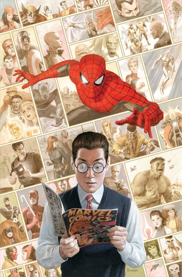 Marvel: 75th Anniversary Celebration #1
