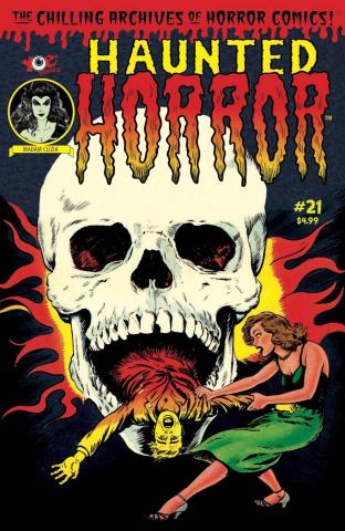 Haunted Horror #21