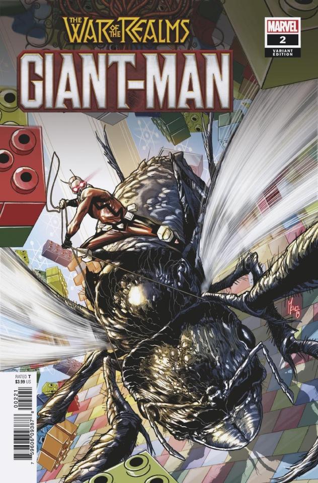 Giant-Man #2 (Checchetto Cover)