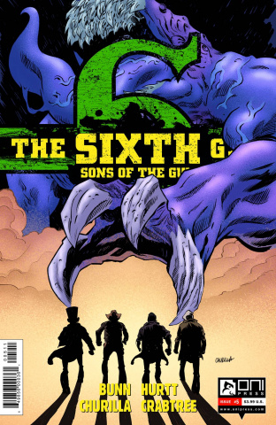 The Sixth Gun: Sons of the Gun #5