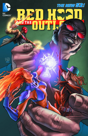 Red Hood and The Outlaws Vol. 4