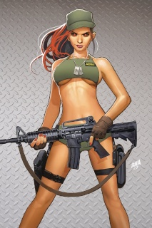 Grimm Fairy Tales Armed Forces Appreciation (Nakayama Cover)