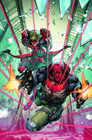 Red Hood / Arsenal Vol. 1: Open For Business
