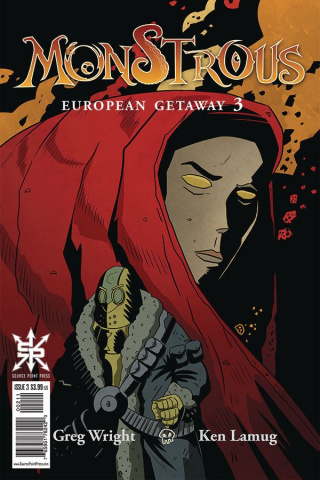 Monstrous: European Getaway #3