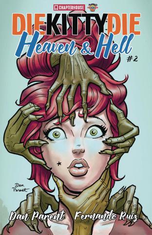 Die Kitty, Die! Heaven & Hell #2 (Parent Cover)