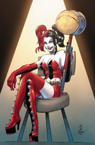 Harley Quinn #27 (Romita Cover)