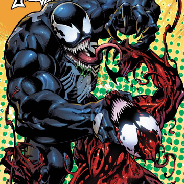 Venom #26 (Bagley Cover)