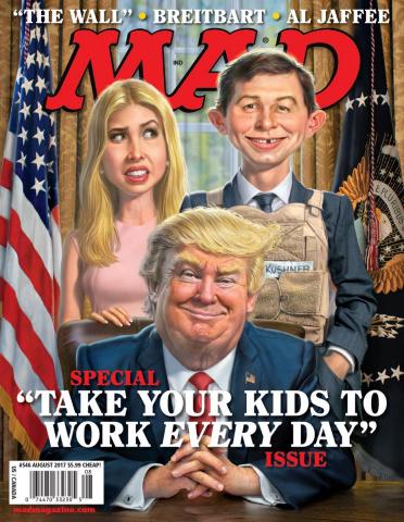 MAD Magazine #546