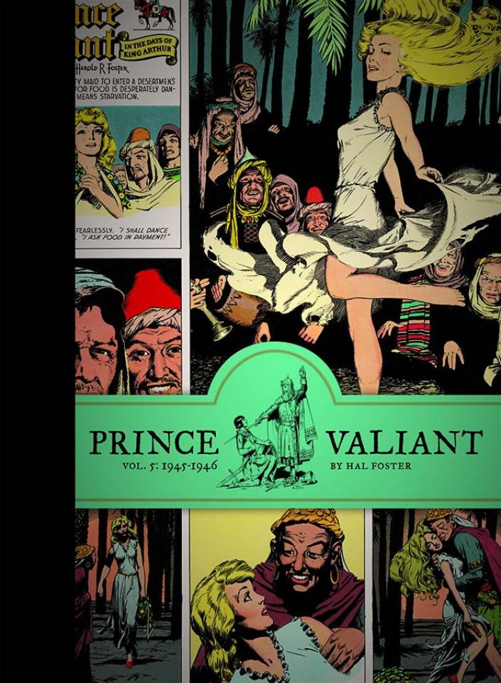 Prince Valiant Vol. 5: 1945-1946