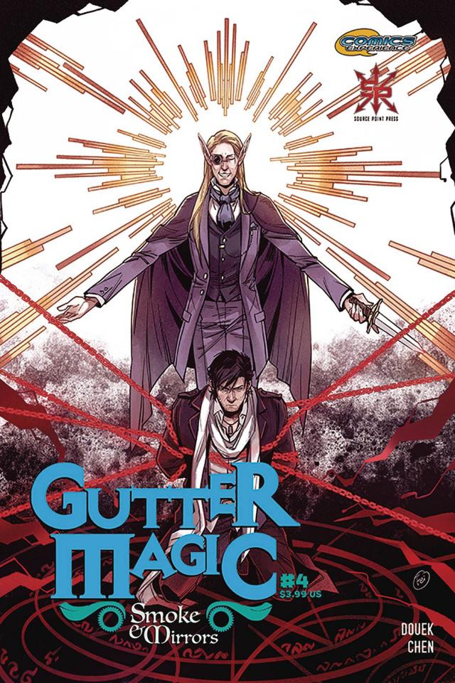Gutter Magic: Smoke & Mirrors #4