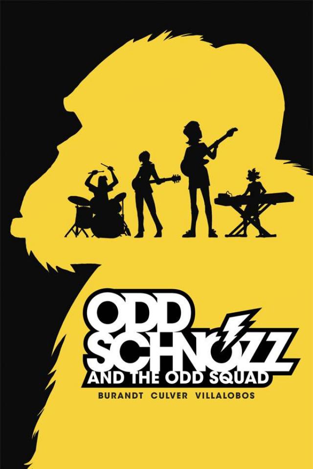 Odd Schnozz and The Odd Squad