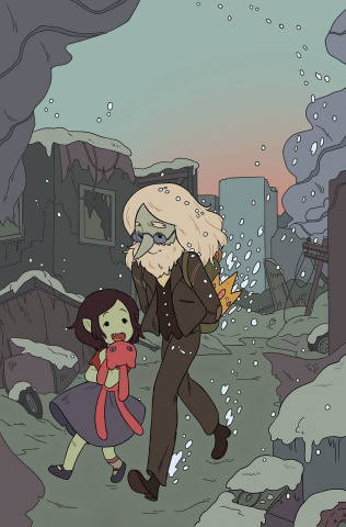 Adventure Time: The Ice King #3 (20 Copy O'Neill Cover)