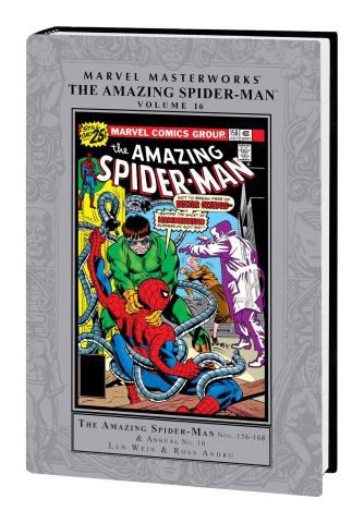 The Amazing Spider-Man Vol. 16 (Marvel Masterworks)