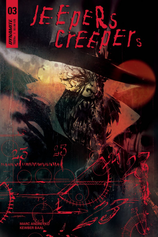 Jeepers Creepers #3 (Sayger Cover)