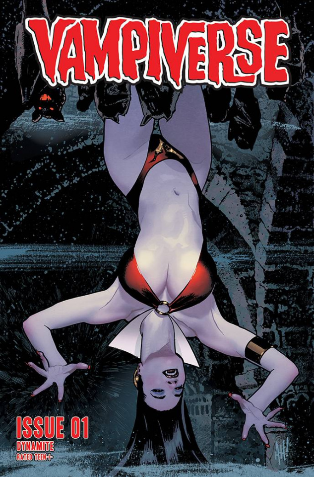 Vampiverse #1 (Hughes Cover)