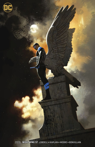 Nightwing #57 (Variant Cover)