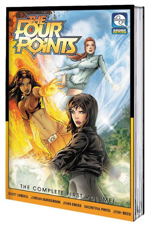 The Four Points Vol. 1: Horsemen