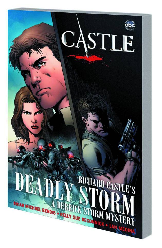 Castle: Richard Castle's Deadly Storm