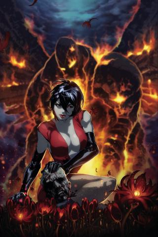 Vampirella #2 (40 Copy Tan Virgin Cover)