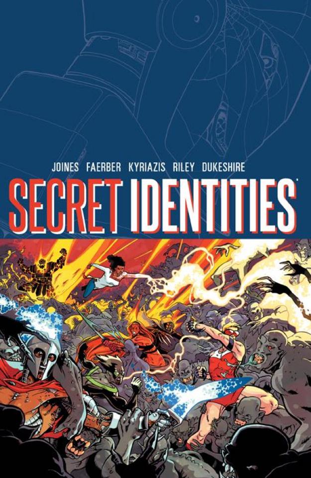 Secret Identities Vol. 1