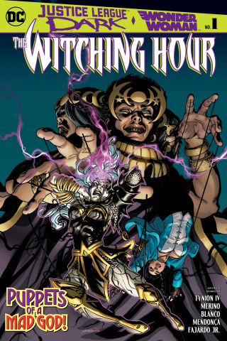 Justice League Dark & Wonder Woman: The Witching Hour #1