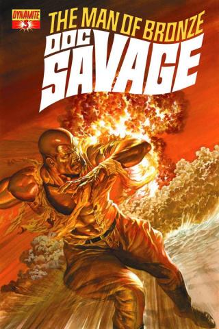 Doc Savage #3