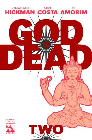 God Is Dead #2 (Enhanced Edition)