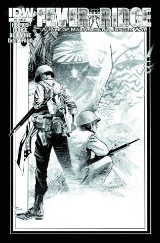Fever Ridge: A Tale of MacArthur's Jungle War #2 (10 Copy Cover)