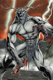 Monster Hunters' Survival Guide Case Files: Wendigo #1 (Mychael Cover)
