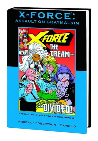 X-Force: Assault on Greymalkin