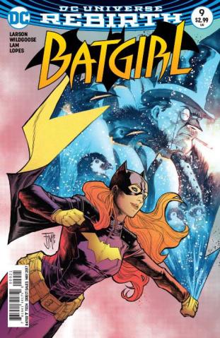 Batgirl #9 (Variant Cover)
